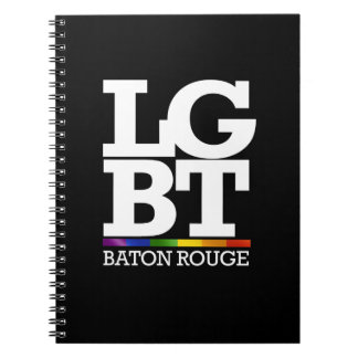 BATON ROUGE LGBT -- .png Libros De Apuntes Con Espiral