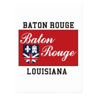 Baton Rouge Louisiana Postcard
