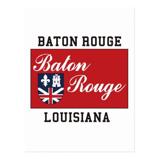 Baton rouge louisiana postcard zazzlecom for Business cards baton rouge