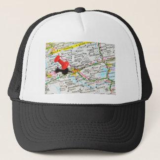 Baton Rouge, Louisiana Trucker Hat