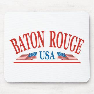 Baton Rouge Louisiana USA Mouse Pad