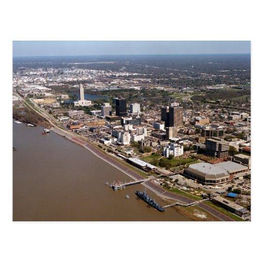 Baton Rouge Luisiana Postal