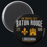 """Baton Rouge Magnet<br><div class=""""desc"""">Baton Rouge</div>"""