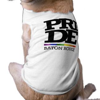 BATON ROUGE PRIDE -.png Dog T Shirt