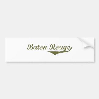 Baton Rouge Revolution tee shirts Bumper Sticker