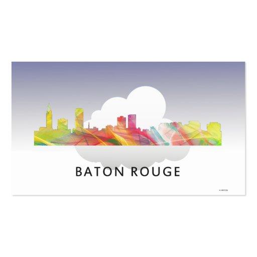 Baton rouge skyline wb1 business card zazzle for Business cards baton rouge