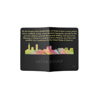 BATON ROUGE SKYLINE WB1 - PASSPORT HOLDER