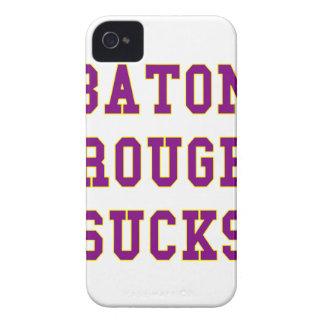 Baton Rouge Sucks iPhone 4 Cases