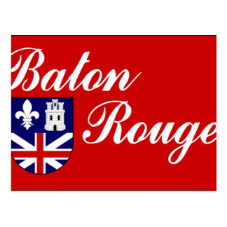 Baton Rouge, United States Post Cards
