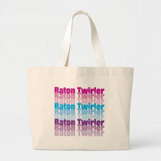 Baton Twirler Canvas Bags