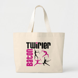 Baton Twirler Square Bags