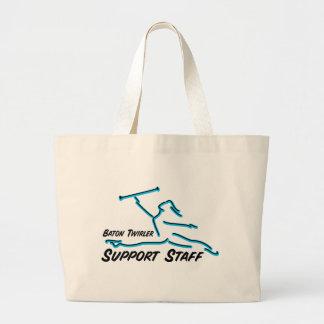 Baton Twirler Support Staff Tote Bag