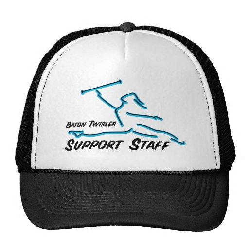 Baton Twirler Support Staff Trucker Hat
