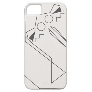 BatOwl Lines for iPhone 5 Cover