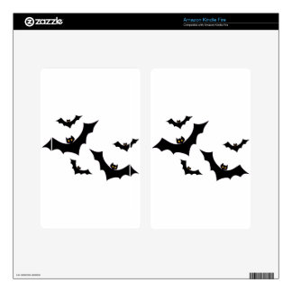 Bats #2 decal for kindle fire