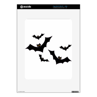 Bats #2 decal for the iPad