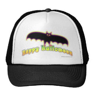 Bats 4 Halloween Art Mesh Hats