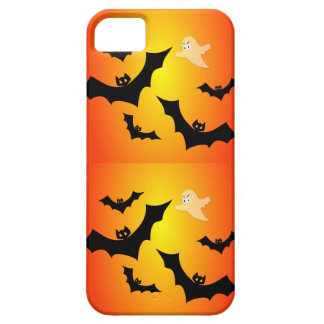 Bats and a Ghost iPhone SE/5/5s Case