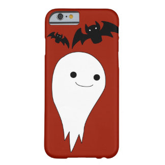 Bats And Ghost Barely There iPhone 6 Case