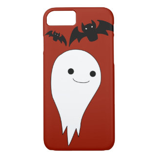 Bats And Ghost iPhone 7 Case