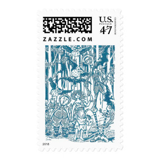 Bats and Owls Flap and Hoot Postage