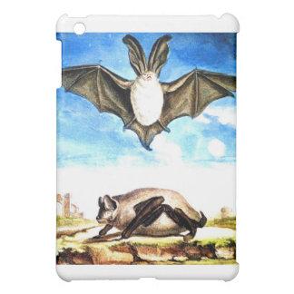 Bats are Beautiful Too - Retro Vintage Halloween Cover For The iPad Mini