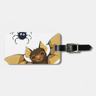 Bats Bag Tag