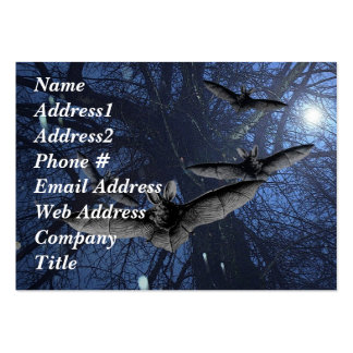 Bats Business Cards