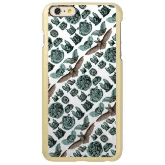 Bats by Ernst Haeckel Incipio Feather Shine iPhone 6 Plus Case