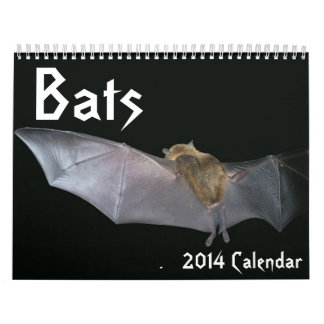 Bats Calendar
