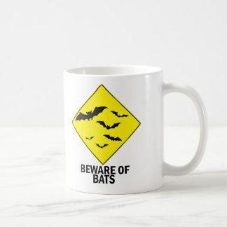 Bats Classic White Coffee Mug