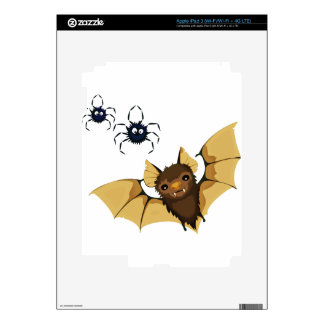 Bats Decals For iPad 3