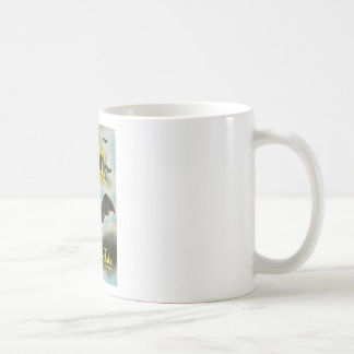 Bats Fly At Dusk Coffee Mugs