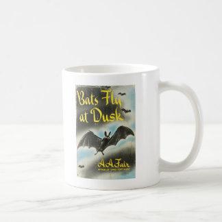 Bats Fly At Dusk Coffee Mug