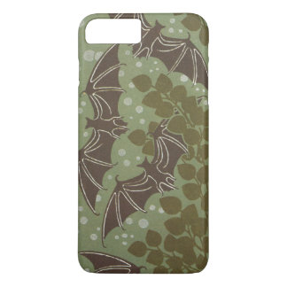 Bats Flying Through the Night iPhone 8 Plus/7 Plus Case