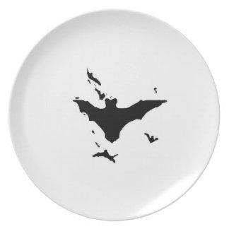 Bats from Austin Plate
