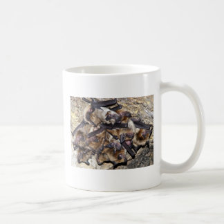 bats in a cave mug