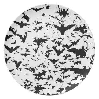 Bats in Austin Plate