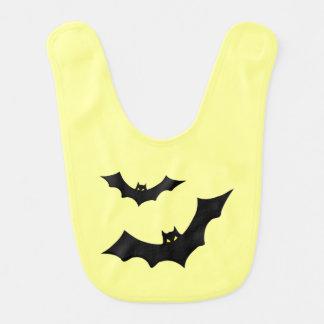 Bats in Flight - Creatures Baby Bib