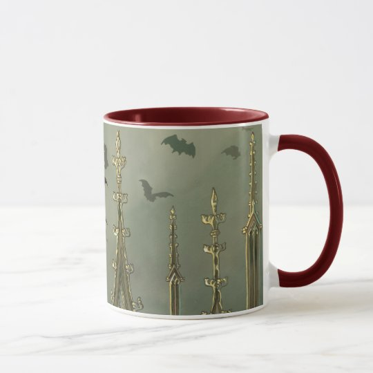 """Bats in the Belfry"" Mug"