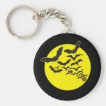 Bats Key Chain