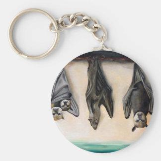 Bats Keychain