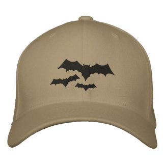 BATS MEN'S CAP EMBROIDERED EMBROIDERED HATS