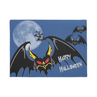 Bats out of Hell Doormat