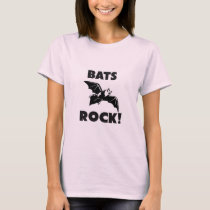 Bats Rock T-Shirt