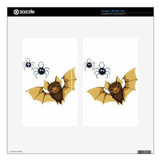 Bats Skin For Kindle Fire