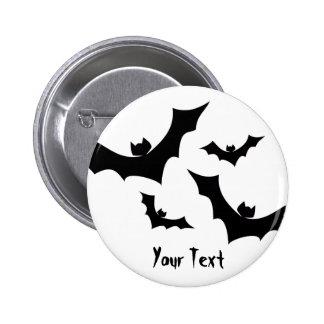 BATS spooky Pins