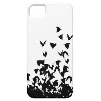 Bats taking flight iPhone SE/5/5s case