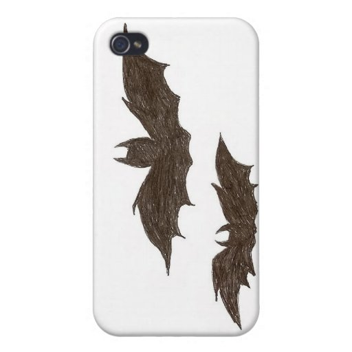 Bats the Second iPhone 4/4S Covers