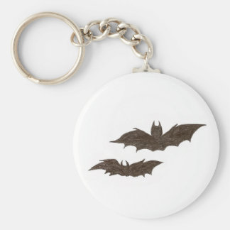 Bats the Second Keychain